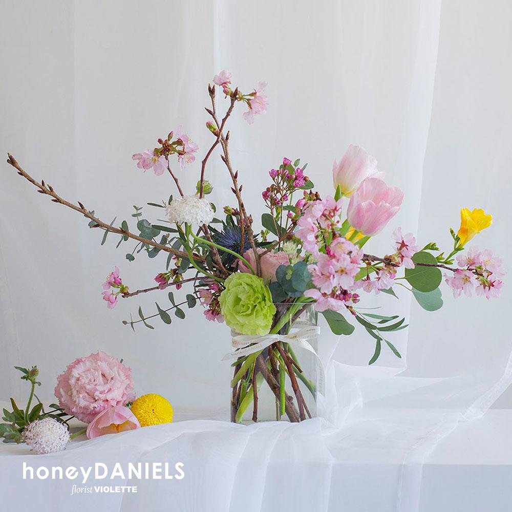 DIY 花藝材料包