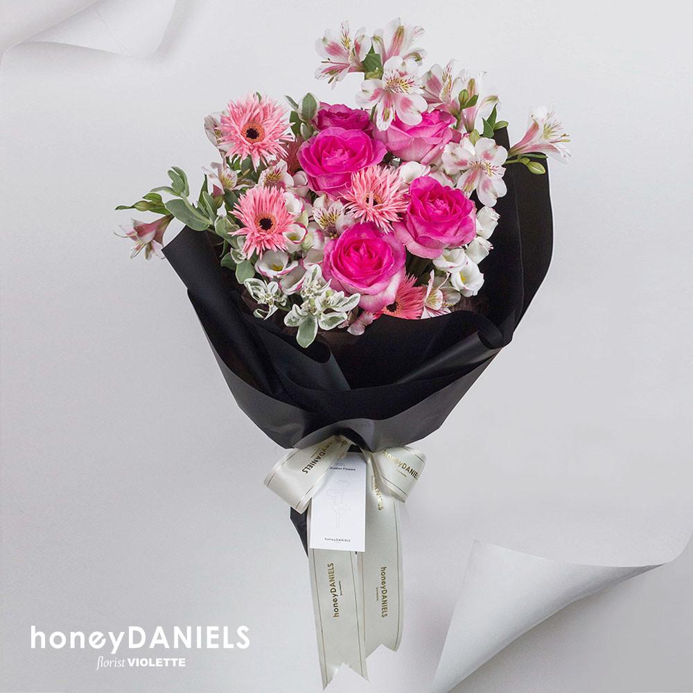 典雅風格客製花束